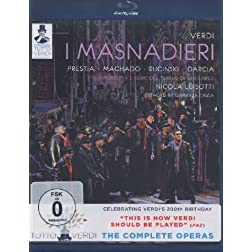Verdi: I Masnadieri [Blu-ray]