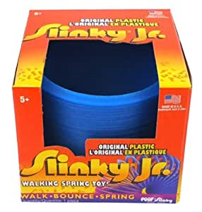 Classic Slinky Jr Plastic Asst With Tension Springs - Offer New Exciting Play (Ages 1 And Up) Jouets, Jeux, Enfant, Peu, Nourrisson