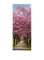 Ambiance Sticker Vinilo Decorativo Door Blossom Plum Tree