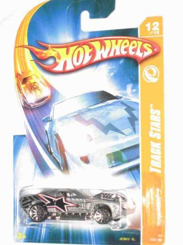 Track Stars Series -#12 Hollowback #2007-120 Collectible Collector Car Mattel Hot Wheels - 1
