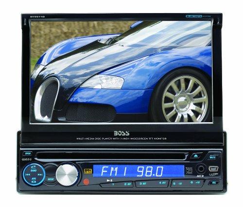 Boss Bv9974B 4 X 85 Watts Dvd/Mp3/Cd Receiver front-403801