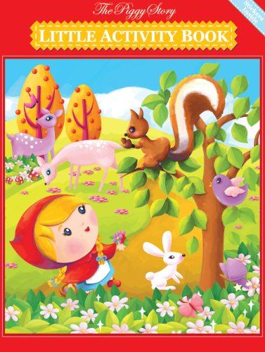 Piggy Story Little Activity Book, Little Rosy Red