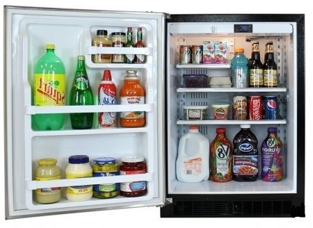 Marvel Compact Refrigerator front-623518