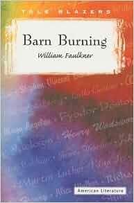 barn burning by william faulkner audio online