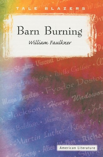 a critical review of barn burning by william faulkner