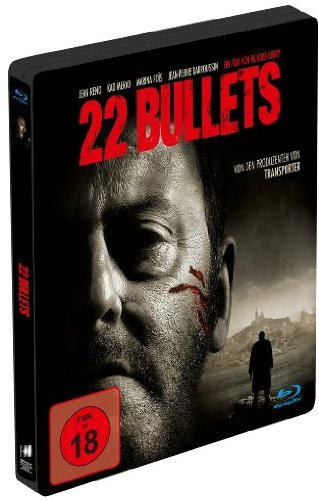 22 Bullets - Steelbook [Blu-ray]