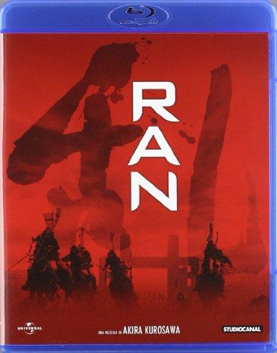 Ran (Blu-Ray) (Import) (European Format - Region B) (2012) Nakadai; Tatsuya; Terao; Akira; Kurosawa, Akir