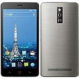 Nouveau-Smartphone-ZTE-Blade-V220-Silver-Gray