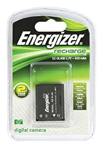 Energizer Lithium Ion Digital Camera Battery (Olympus Li40B/42B)