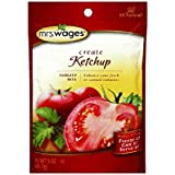 Mrs. Wages Ketchup Tomato Mix (5-Ounce Package)
