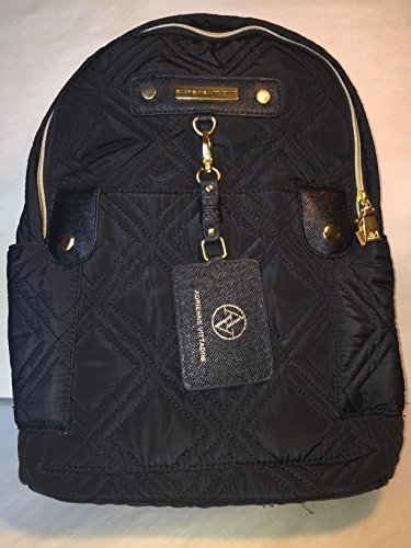 adrienne-vittadini-quilted-nylon-backpack-black