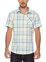 Seventy Seven Camisa Hombre Loop (Crudo / Azul)