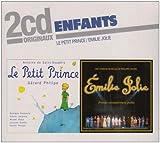 echange, troc Compilation, Antoine de Saint Exupéry - Le Petit Prince / Emilie Jolie (Coffret 2 CD)