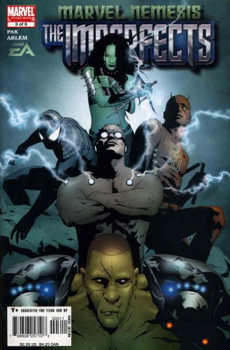 Marvel Nemesis: The Imperfects, Edition# 3 (Marvel Nemesis The Imperfects compare prices)