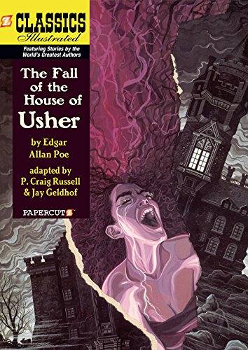 What is the climax of The Fall of the House of Usher ...