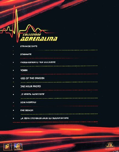 Collezione adrenalina [10 DVDs] [IT Import]