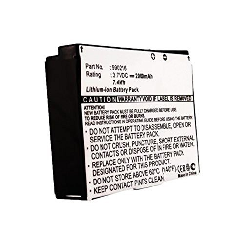 mAh Replacement Battery 990216