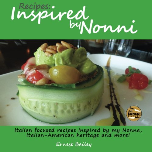 Recipes Inspired by Nonni: Italian focused recipes inspired by my Nonna, Italian-American heritage and more!