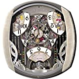 FW563A セイコークロック[SEIKO CLOCK] 電波クロック掛け時計キャラクタークロック ディズニータイム ミッキー&フレンズ FW563A
