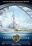 映画 トゥモローランド Tomorrowland ポスター 42x30cm ディズニー ジョージ・クルーニー トゥモロー・ランド