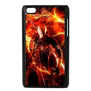 Devil May Cry IPod Touch 4/4G/4th Generation Back Cover Case Hard Protective IPod Touch 4/4G/4th Generation Case