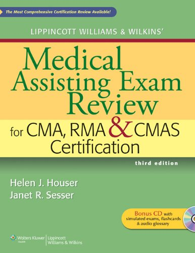 Lippincott Williams & Wilkins' Medical Assisting Exam...