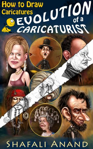 Evolution of a Caricaturist - How to Draw Caricatures PDF