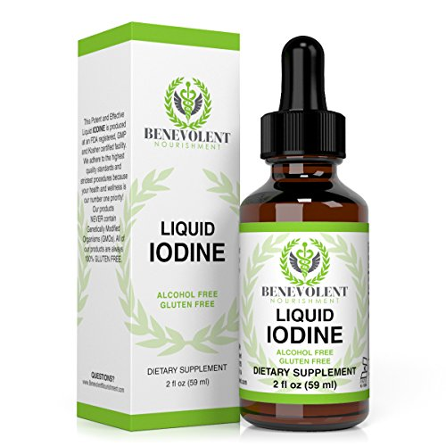 Liquid-Iodine-Dietary-Supplement-as-Potassium-Iodide-Easy-to-Take-One-1-Potent-Effective-Drop-a-Day-Absorb-Fast-to-Best-Help-With-Iodine-or-Thyroid-Deficiency-1300-Servings-per-2oz-Bottle