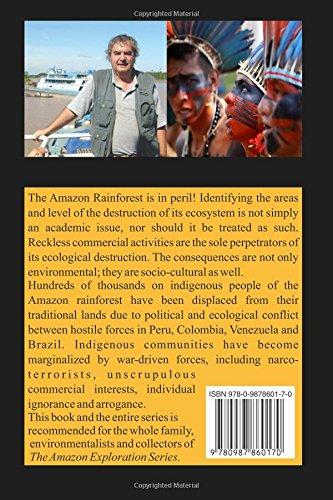 Amazon in Peril: The Amazon Exploration Series: Volume 18