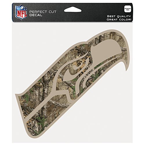 NFL-Seattle-Seahawks-Realtree-Perfect-Cut-Color-Decal-8-x-8-Inch