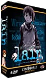 Lain (Serial Experiments) - Int??grale - Edition Gold (4 DVD + Livret)