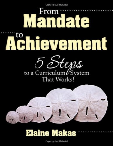 From Mandate to Achievement: 5 Steps to a Curriculum System That Works!
