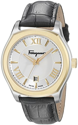 Salvatore-Ferragamo-Mens-FQ1970015-Lungarno-Two-Tone-Stainless-Steel-Watch