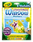 Crayola Window Markers with Crystal E...