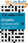 Times Cryptic Crossword Book 19, The...