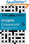 Times Cryptic Crossword Book 19, The