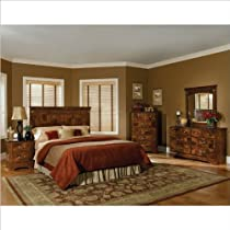 Hot Sale Standard Furniture San Miguel 6 Piece Bedroom Set