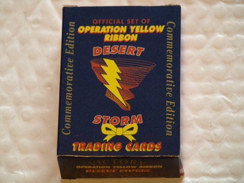 Desert Storm Operation Yellow Ribbin Trading Cards - 1