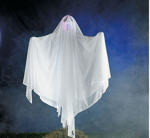Halloween Ghost Front Yard Decoration Light Up Led front-357809
