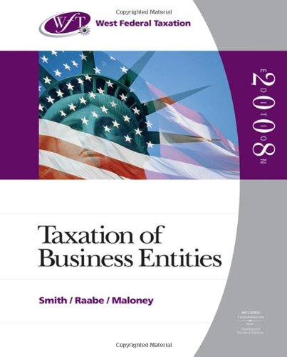 west-federal-taxation-business-entities-with-ria-checkpoint-access-card-and-turbotax-business
