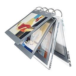 Ikea Dokument File Desk Organizer Silver Trays Steel (Pack of 2)