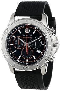 Movado Men's 2600112 Series 800 Performance Steel Watch