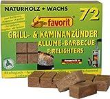favorit 1828 Grill- und Kaminanzünder