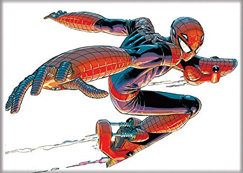 Spider Verse Spider Man - Marvel Comics - Refrigerator Magnet