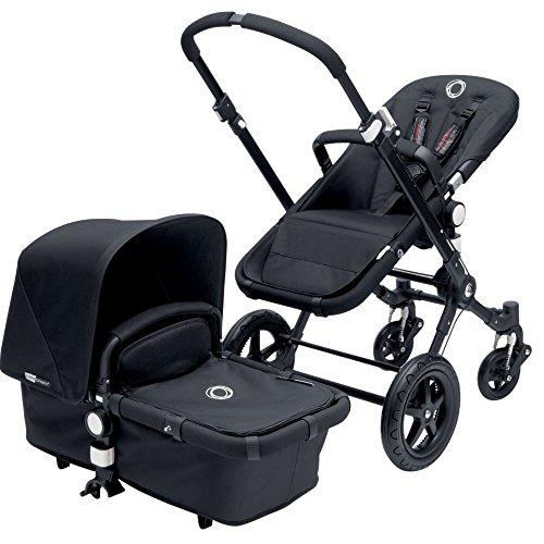 Bugaboo Cameleon3 Stroller Base - Black/Black - 1
