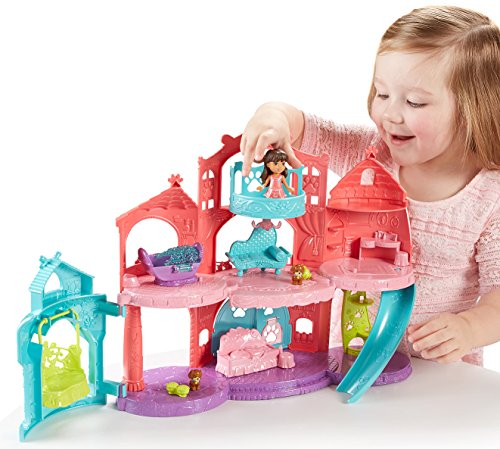 Fisher-Price Nickelodeon Dora and Friends Puppy Palace Adventure