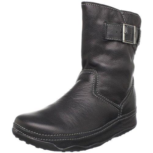 Fitflop Superboot Short Leather Black 3 UK