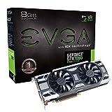 EVGA NVIDIA GeForce GTX 1080 GAMING 8GB GDDR5X DVI/HDMI/3DisplayPort PCI-Express Video Card w/ iCX - 9 Thermal Sensors & LED G/P/M