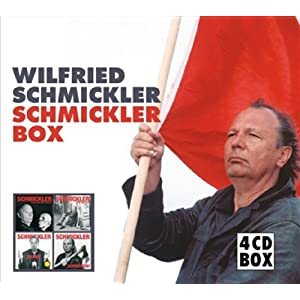 Schmickler Box: WortArt [Audiobook] [Audio CD]