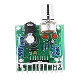 【ノーブランド 品】AC/DC 12V TDA7297   2x15W デジタルオーディオアンプ  DIYキットデュアルチャネルモジュール